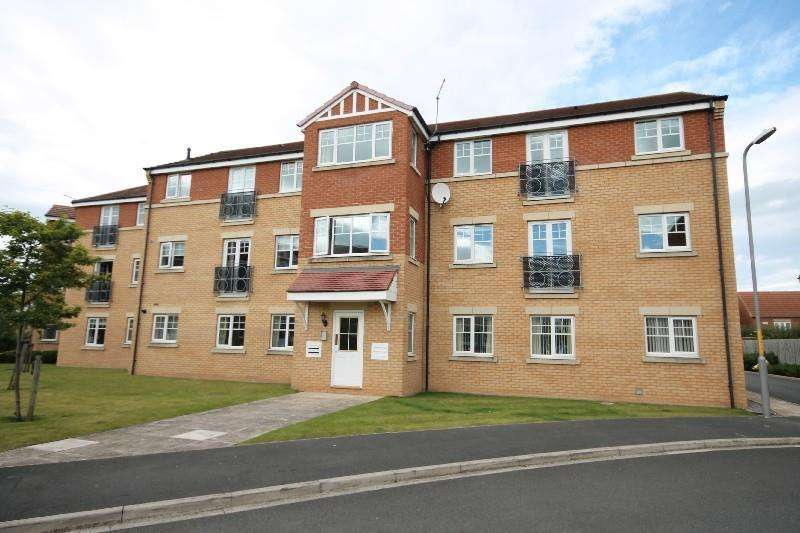 2 Bedrooms Flat for sale in Knebworth Court Ingleby Barwick, Stockton On Tees
