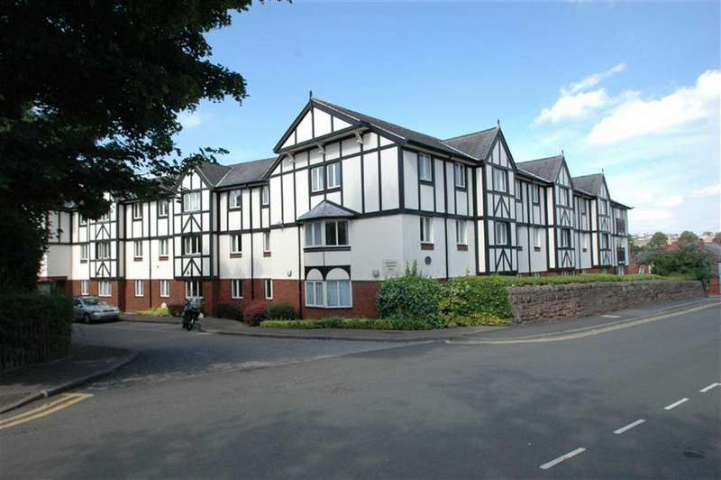 2 Bedrooms Retirement Property for sale in Queens Park House, Handbridge, Chester