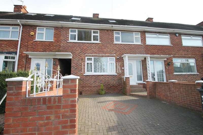 4 Bedrooms Terraced House for sale in Renway Road, Broom