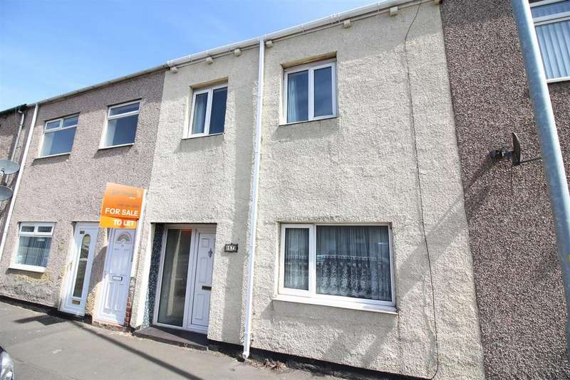 3 Bedrooms Terraced House for sale in Astley Road, Seaton Delaval, Whitley Bay