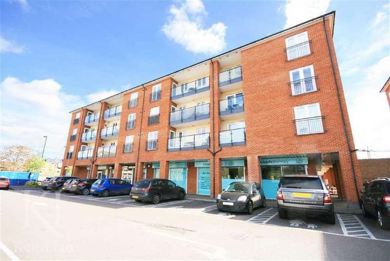 1 Bedroom Apartment Flat for sale in Chamberlayne Court, Hoddesdon
