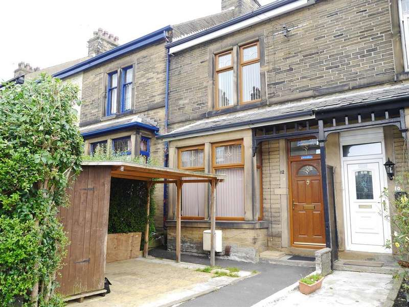 4 Bedrooms Terraced House for sale in Ashwell Road, Heaton, Bradford, BD9 4AU