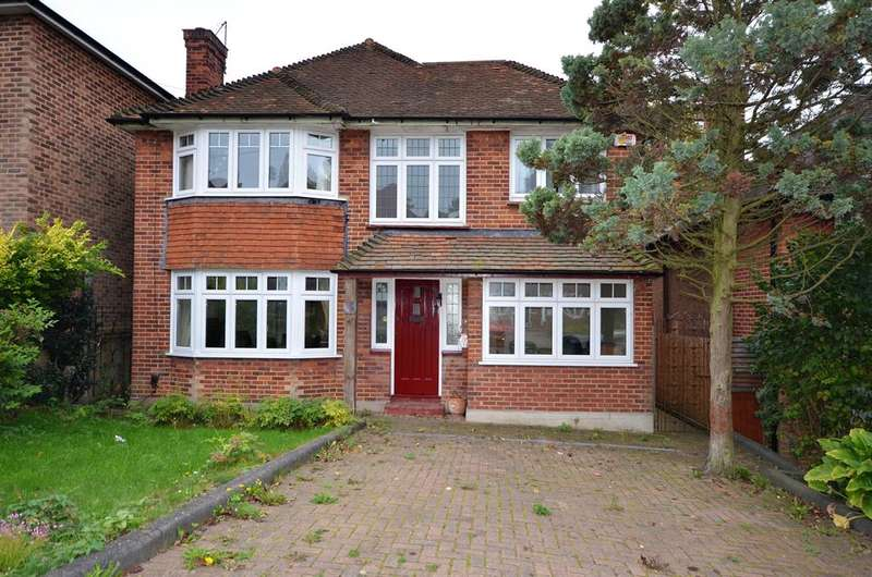 6 Bedrooms Detached House for sale in West Hill, Wembley , Middlesex, HA9 9RR