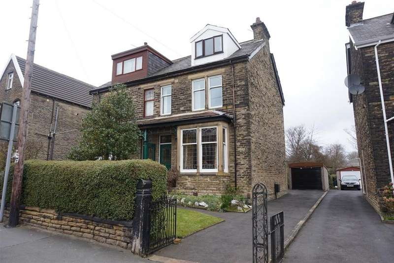 5 Bedrooms Semi Detached House for sale in Fagley Road, Bradford