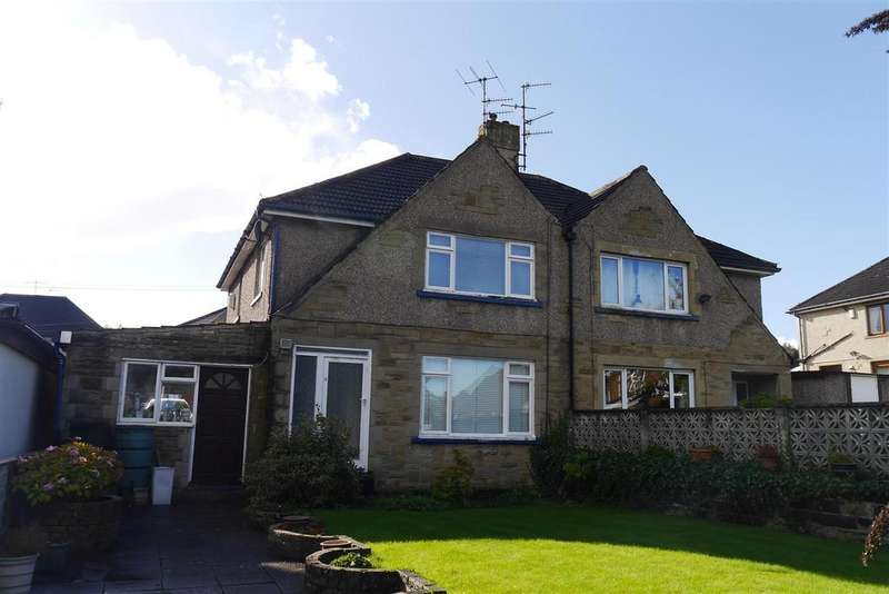 4 Bedrooms Semi Detached House for sale in Highlands Close, Hollingwood Lane, Bradford, BD7 4BL