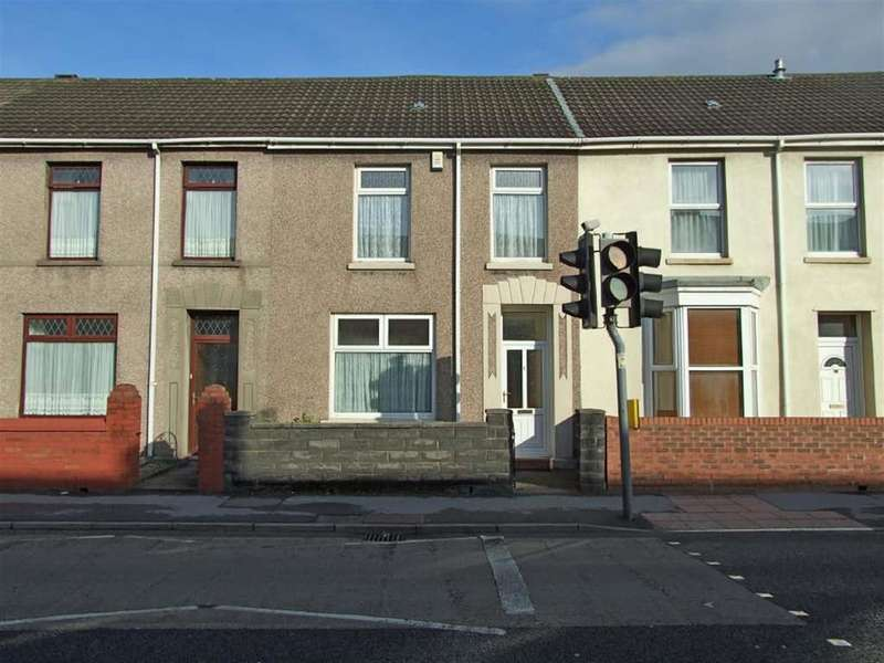 4 Bedrooms Terraced House for sale in Pembrey Road, Llanelli