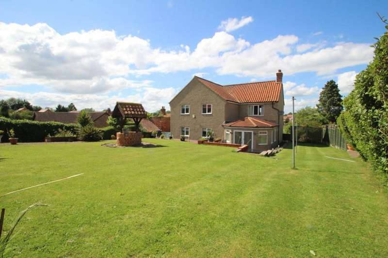4 Bedrooms Detached House for sale in THE MANOR, THE GREEN, STILLINGFLEET, YORK, YO19 6SG