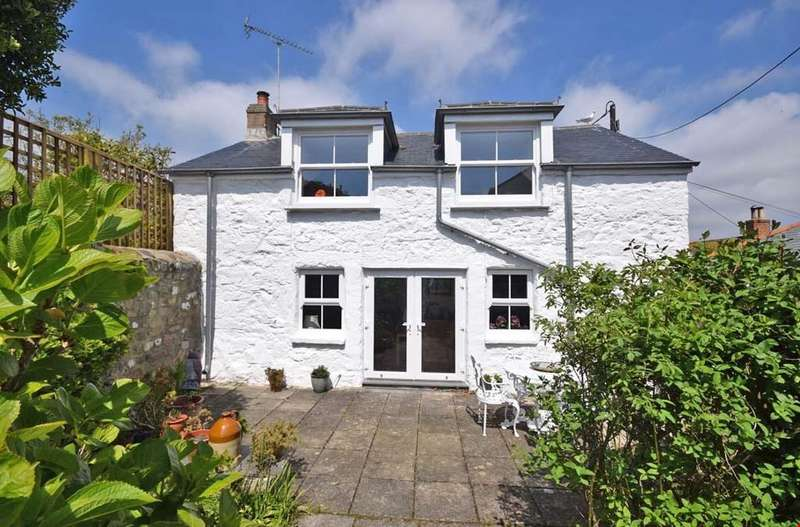 3 Bedrooms Semi Detached House for sale in Churchtown, Perranuthnoe, Cornwall, TR20
