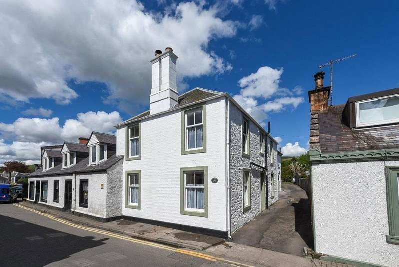 5 Bedrooms End Of Terrace House for sale in Bainoon, High Street, Moniaive, Thornhill, Dumfries and Galloway, DG3