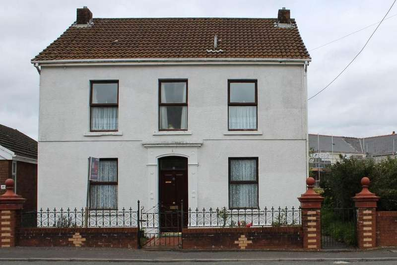 4 Bedrooms Detached House for sale in Tycroes Road, Tycroes, Ammanford