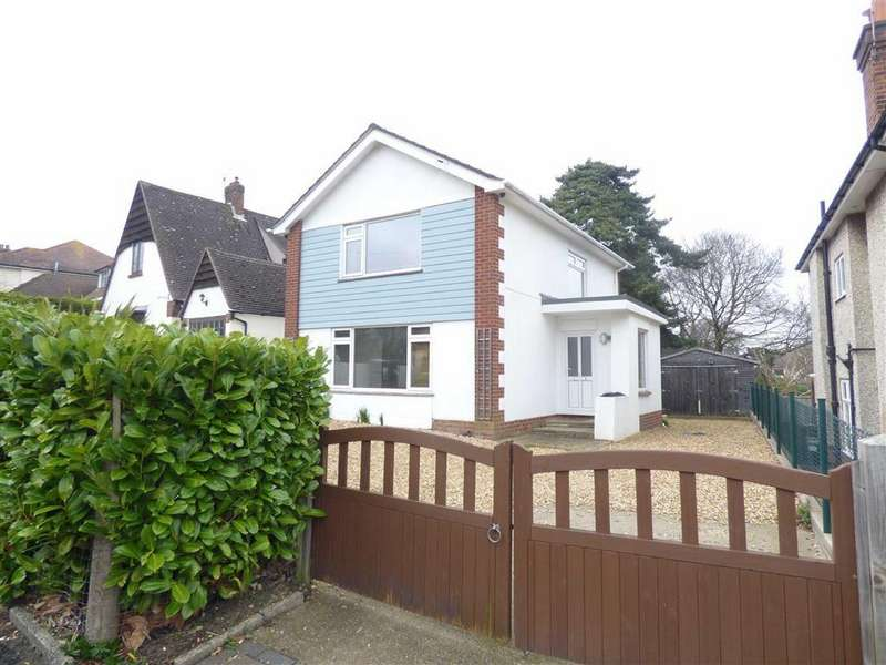 4 Bedrooms Detached House for sale in Brackendale Road, Queens Park, Bournemouth, Dorset, BH8