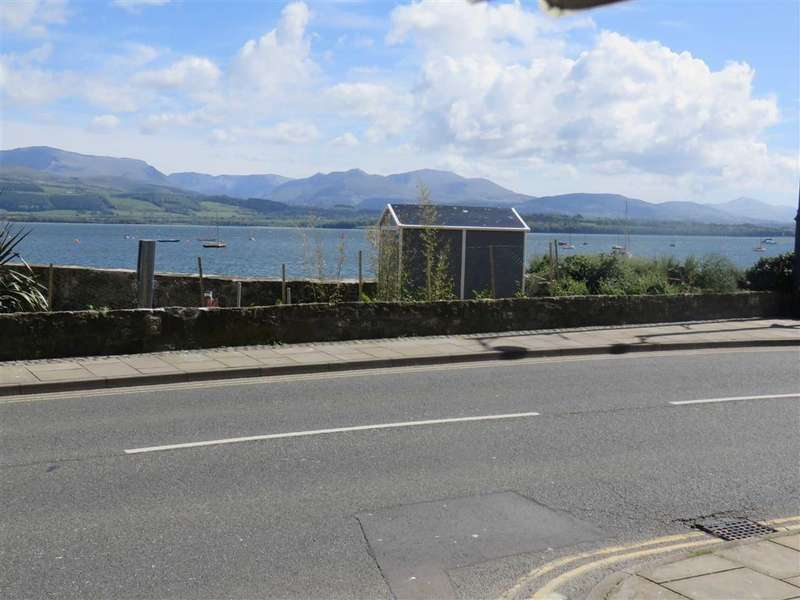 2 Bedrooms Apartment Flat for sale in Castle Steet, Beaumaris, Isle Of Anglesey