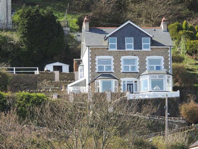 7 Bedrooms Detached House for sale in Sinai Hill, Lynton, Devon, EX35