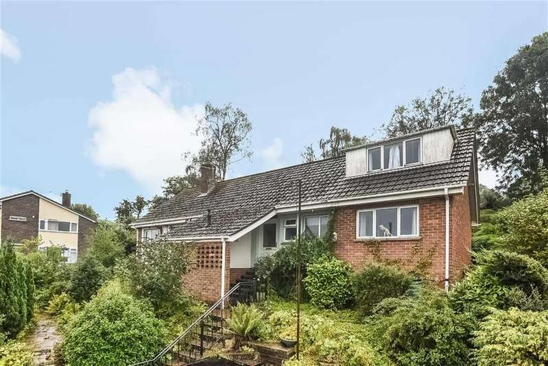 3 Bedrooms Detached House for sale in Butterleigh Drive, Tiverton, Devon, EX16