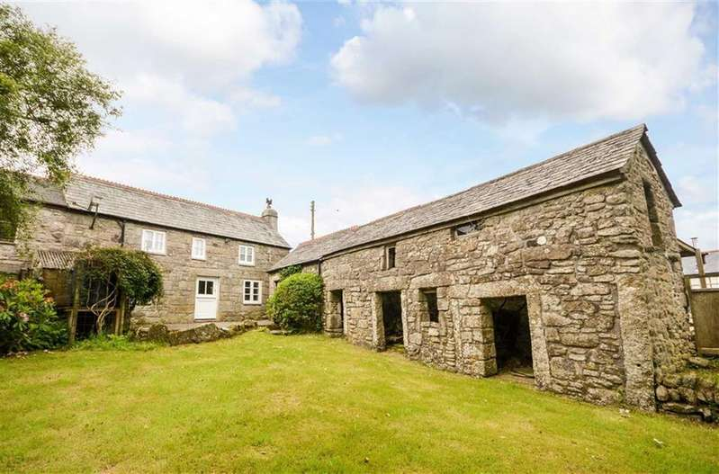 4 Bedrooms Semi Detached House for sale in Rescorla, St Austell, Cornwall, PL26