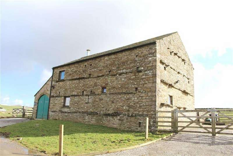 3 Bedrooms Detached House for sale in Sleightholme, Bowes, County Durham