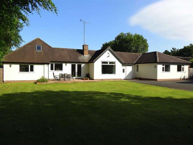 4 Bedrooms Detached Bungalow for sale in Upton Park, Upton, Chester