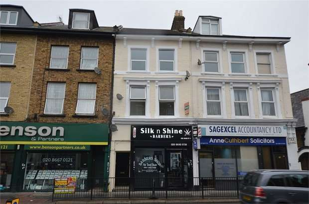 3 Bedrooms Land Commercial for sale in Lower Addiscombe Road, Croydon
