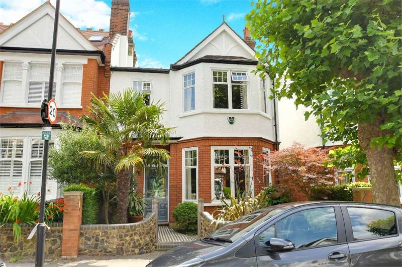 4 Bedrooms Terraced House for sale in Midhurst Avenue, Muswell Hill, London