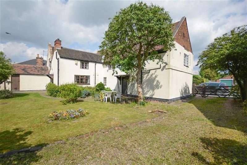 5 Bedrooms Detached House for sale in Main Road, Wilford Village