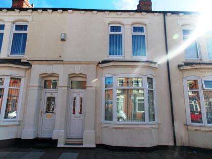 3 Bedrooms Terraced House for sale in Abingdon Road, Middlesbrough, North Yorkshire