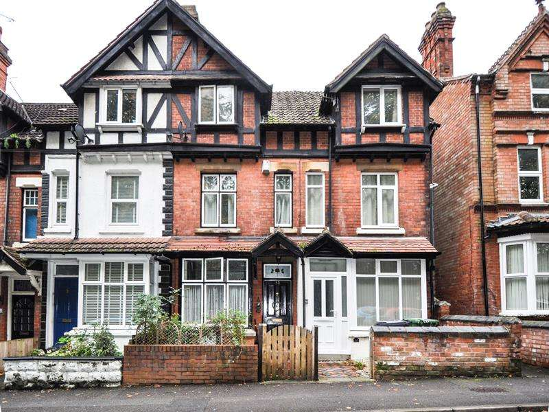 3 Bedrooms Terraced House for sale in Millsborough Road, Redditch