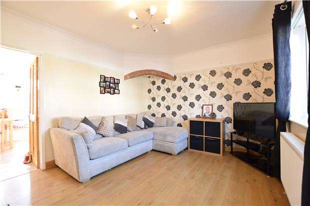 2 Bedrooms Terraced House for sale in Gilda Crescent, BRISTOL, BS14 9LE