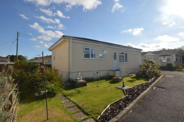 3 Bedrooms Detached Bungalow for sale in Gwealmayowe Park, Helston, Cornwall