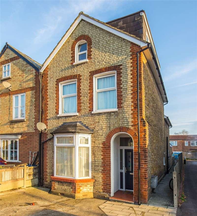 3 Bedrooms Apartment Flat for sale in East Barnet Road, New Barnet, Hertfordshire, EN4