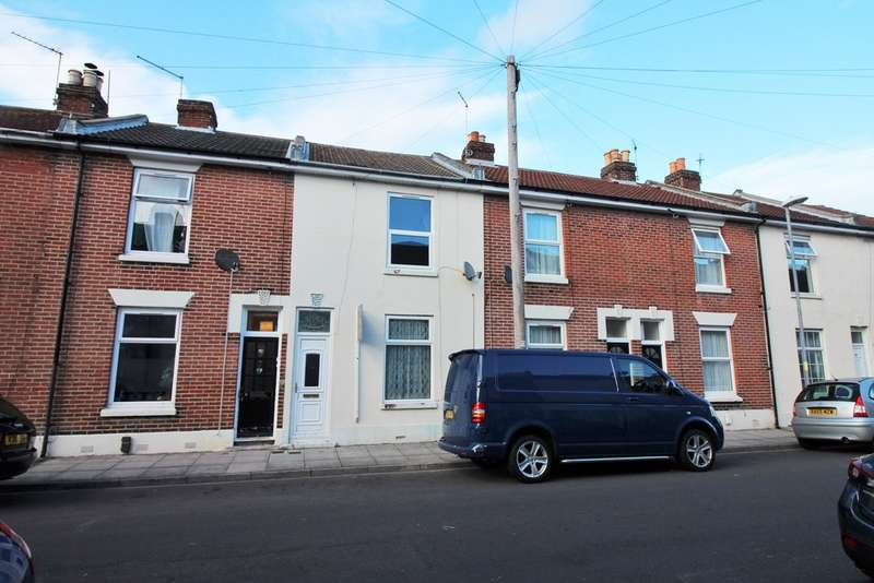3 Bedrooms Terraced House for sale in Wisborough Road, Southsea