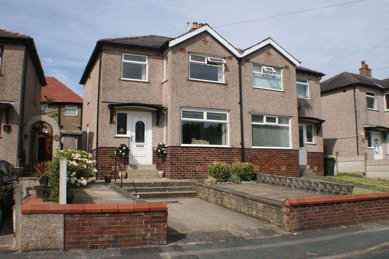 3 Bedrooms Semi Detached House for sale in Ashton Drive, Lancaster