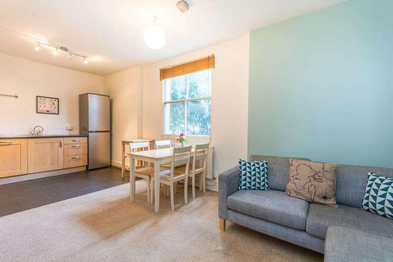 2 Bedrooms Flat for sale in Drayton Park, Islington, N5