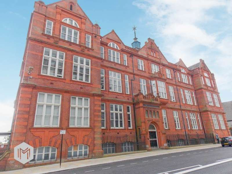 2 Bedrooms Apartment Flat for sale in Great Moor Street, Bolton, BL1