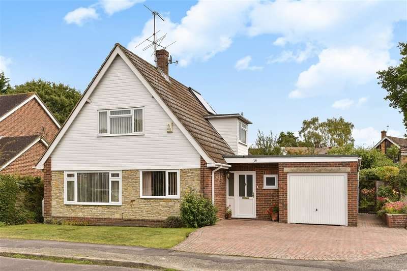 3 Bedrooms Detached House for sale in Dukes Wood, Crowthorne
