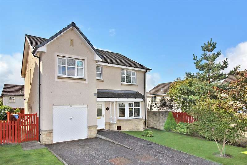 4 Bedrooms Detached House for sale in Fulmar Crescent, The Inches, Larbert