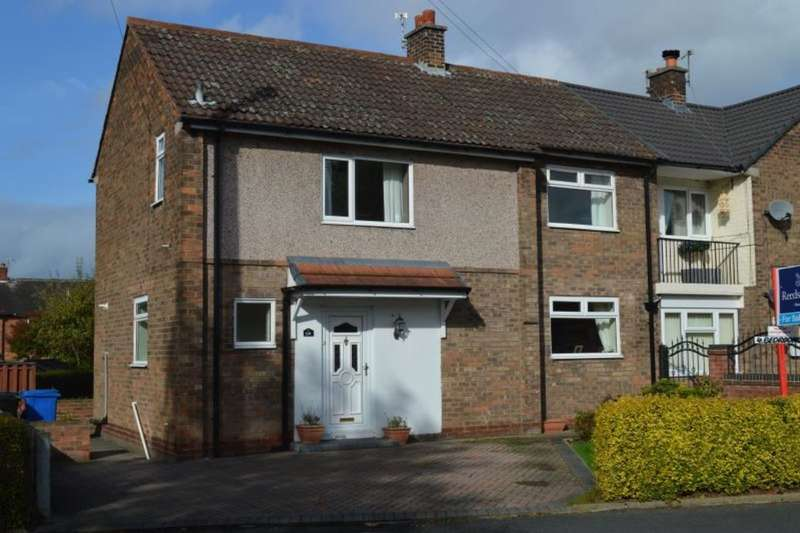 4 Bedrooms Semi Detached House for sale in North Park Road, Bramhall, Stockport, SK7