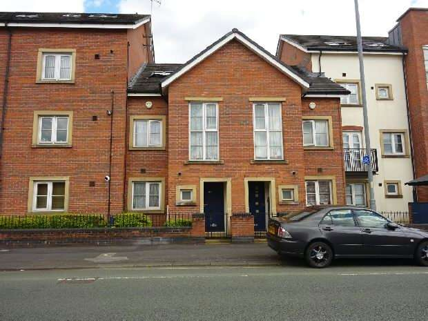 3 Bedrooms Terraced House for sale in Alexandra Road, Manchester