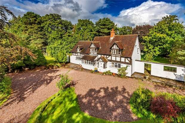 3 Bedrooms Detached House for sale in Sutherland Forge, Tibberton, Newport, Shropshire