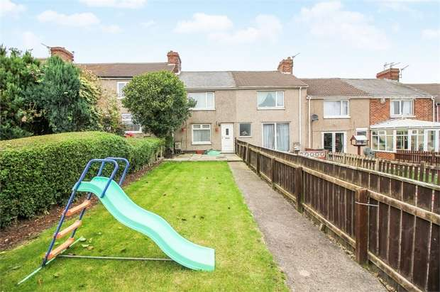 3 Bedrooms Terraced House for sale in Dene Avenue, Easington Colliery, Durham