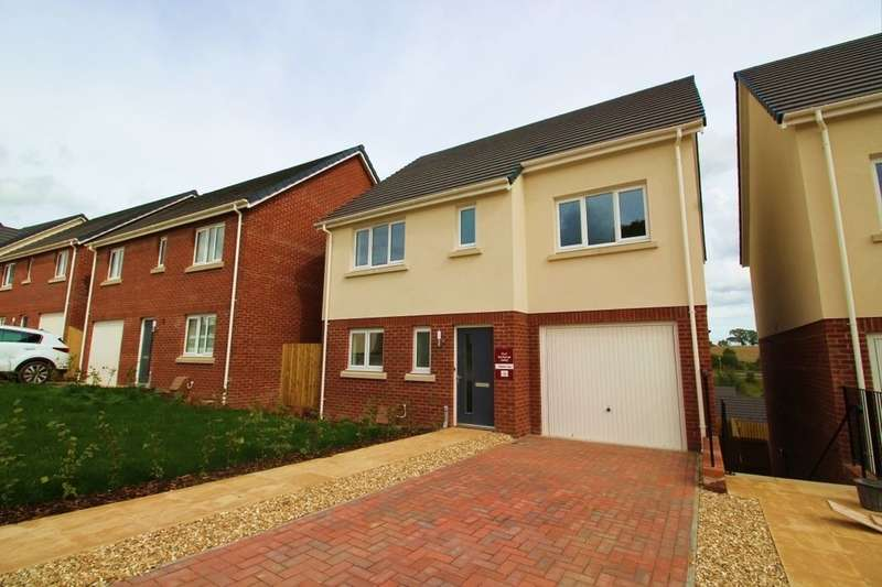 4 Bedrooms Detached House for sale in Kings Gate Pengelly Close, Kingsteignton, Newton Abbot, TQ12