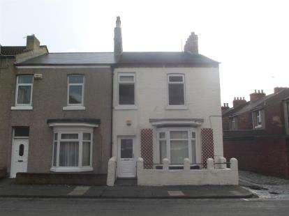 3 Bedrooms Terraced House for sale in Lawrence Street, Darlington