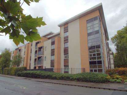 2 Bedrooms Flat for sale in Lexington, 117 Nell Lane, Didsbury, Manchester