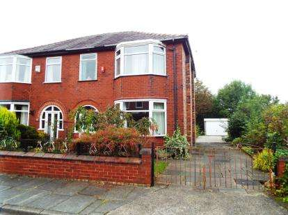 3 Bedrooms Semi Detached House for sale in Rivington Avenue, Pendlebury, Swinton, Manchester