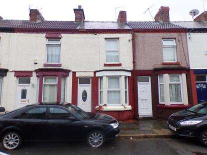 2 Bedrooms Terraced House for sale in Calthorpe Street, Liverpool, Merseyside, L19