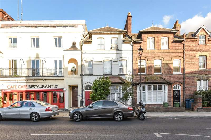 4 Bedrooms Mews House for sale in High Street, Harrow, Middlesex, HA1