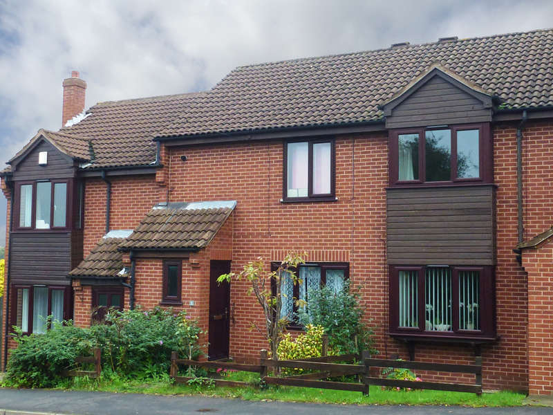 2 Bedrooms Town House for sale in Hill Top, Castle Donington