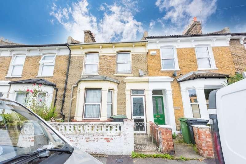 3 Bedrooms Terraced House for sale in Arabin Road, Brockley, London SE4 2SE