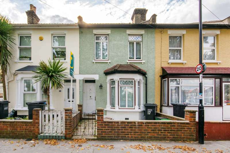 3 Bedrooms House for sale in Meadow View Road, Thornton Heath, CR7