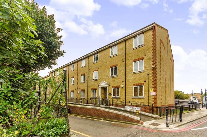 2 Bedrooms Flat for sale in Glamis Place, Wapping, E1W