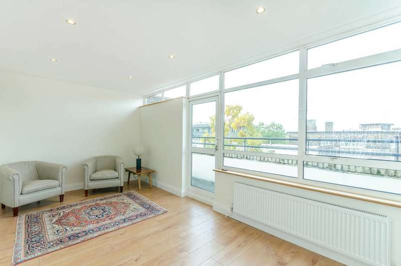 2 Bedrooms Flat for sale in Broxwood Way, Primrose Hill, NW8